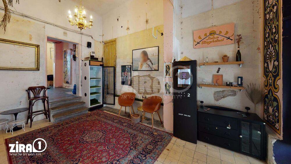 חלל עבודה סלון בגדד בתל אביב יפו | קומה 0 | תמונה #0 - 1