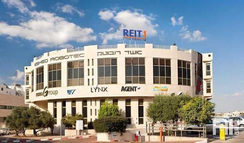בניין REIT 1 - רובוגרופ - פארק אפק בראש העין | רמת הבניין classB | תמונה #1 - 1