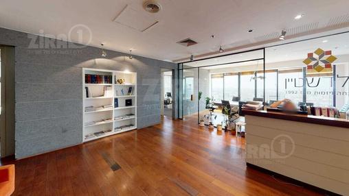 משרד בבניין מגדל לוינשטיין  | קומה 20 | שטח 250מ״ר  | תמונה #5 - 1
