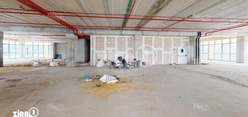 משרד בבניין קניון מגה אור | קומה 4 | שטח 1100מ״ר  | תמונה #0 - 1