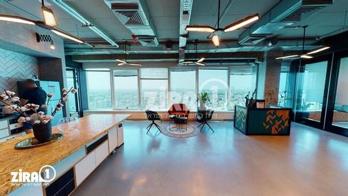 חלל עבודה rent24 Yehuda Halevi בתל אביב יפו | קומה 24 | תמונה #22 - 1