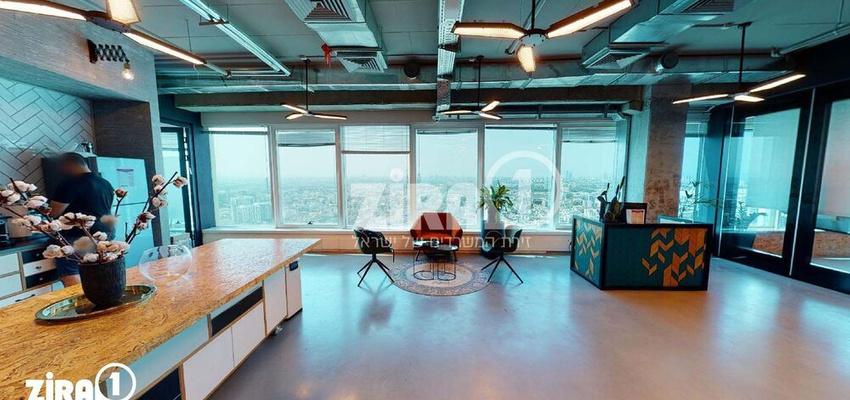 חלל עבודה rent24 Yehuda Halevi בתל אביב יפו | קומה 24 | תמונה #0 - 1