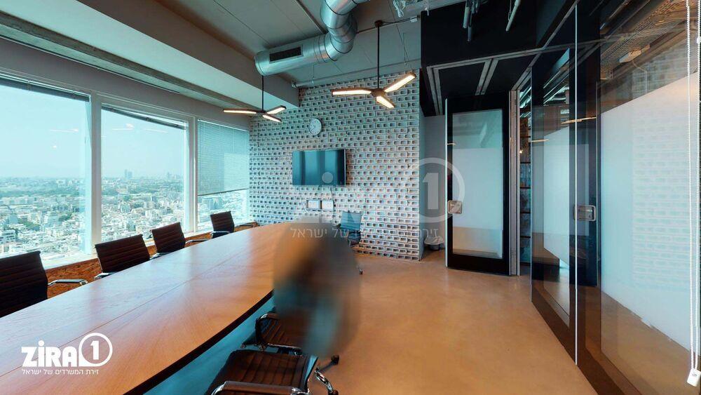 rent24 Yehuda Halevi | חדר ישיבות ל-  1 - 12 אנשים  | תמונה #1 - 1