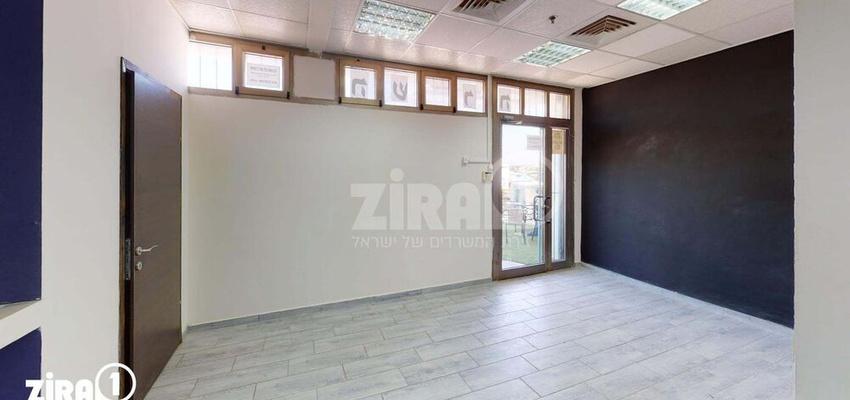 משרד בבניין עתיר ידע 23 | קומה 4 | שטח 150מ״ר  | תמונה #0 - 1