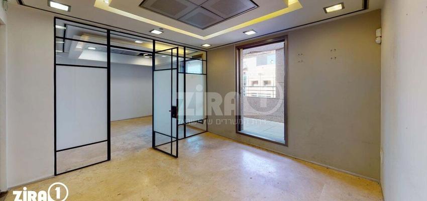 משרד בבניין מגדלי זיו- בניין D | קומה 10 | שטח 89מ״ר  | תמונה #0 - 1