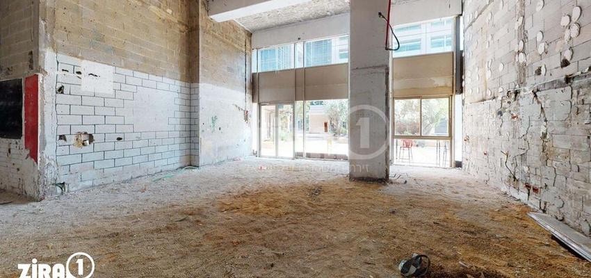 משרד בבניין מגדלי זיו- בניין D | קומה 0 | שטח 115מ״ר  | תמונה #0 - 1