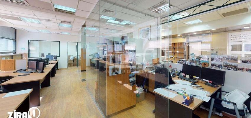 משרד בבניין מגדלי זיו- בניין B | קומה 0 | שטח 145מ״ר  | תמונה #0 - 1