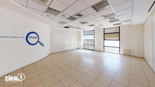 משרד בבניין מגדלי זיו- בניין A   קומה 0   שטח 200מ״ר    תמונה #21 - 1