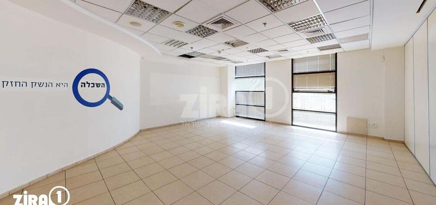 משרד בבניין מגדלי זיו- בניין A   קומה 0   שטח 390מ״ר    תמונה #0 - 1