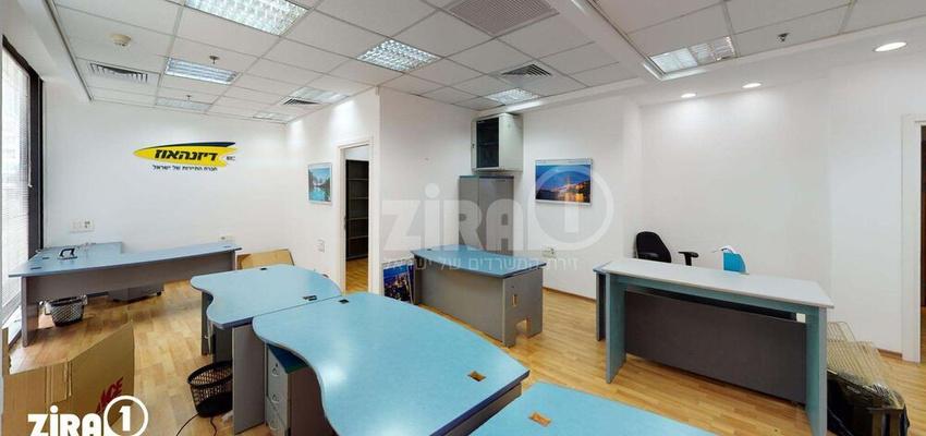 משרד בבניין מגדלי זיו- בניין B | קומה 0 | שטח 73מ״ר  | תמונה #0 - 1