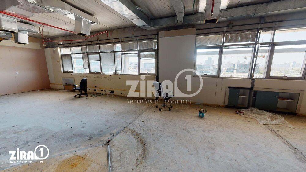 משרד בבניין מגדלי זיו- בניין D | קומה 7 | שטח 300מ״ר  | תמונה #0 - 1