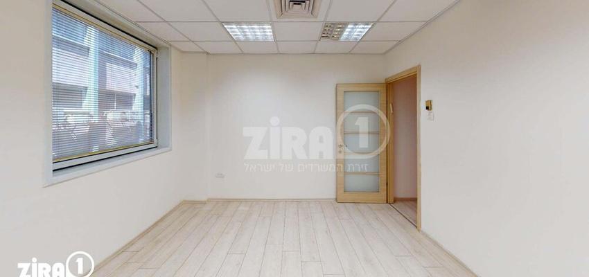 משרד בבניין הברזל 24 | קומה 1 | שטח 200מ״ר  | תמונה #0 - 1