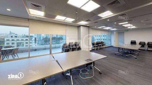 משרד בבניין בניין רם | קומה 5 | שטח 500מ״ר  | תמונה #17 - 1