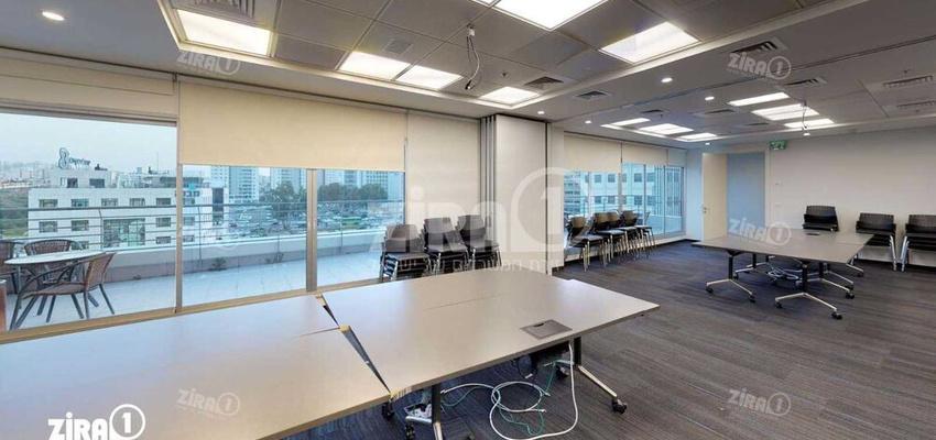 משרד בבניין בניין רם   קומה 5   שטח 500מ״ר    תמונה #0 - 1
