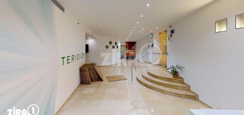משרד בבניין בזל 25 | קומה 1 | שטח 900מ״ר  | תמונה #0 - 1