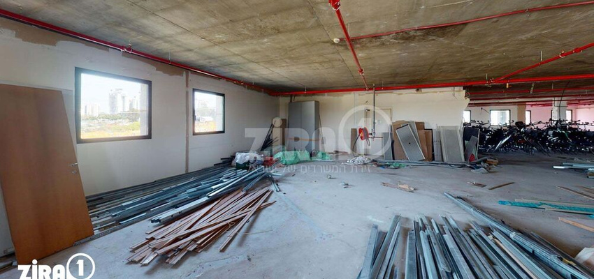 משרד בבניין בזל 25   קומה 3   שטח 1300מ״ר    תמונה #0 - 1