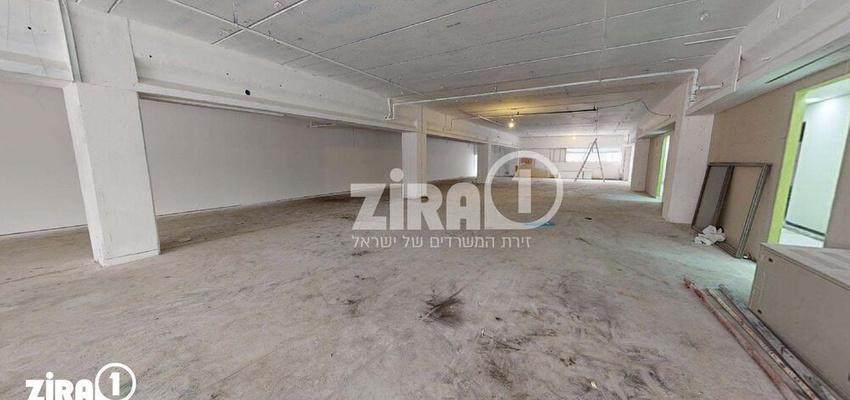 משרד בבניין שדרות ההסתדרות 251 | קומה 0 | שטח 800מ״ר  | תמונה #0 - 1