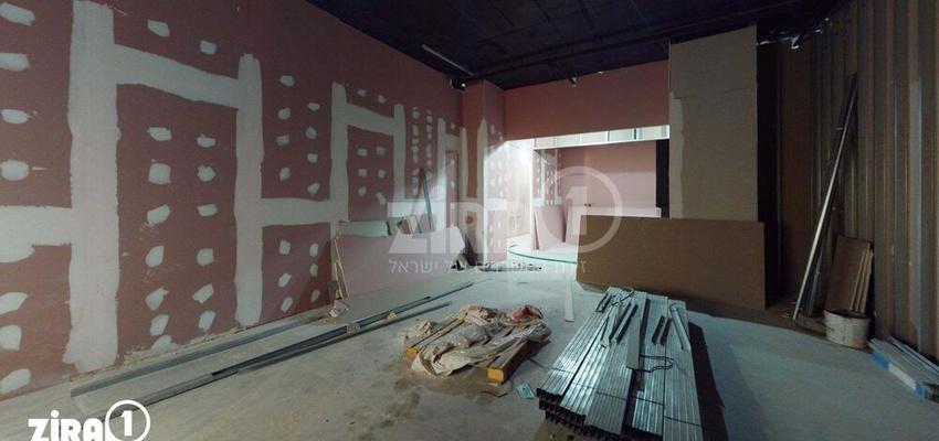 משרד בבניין האומן 25 | קומה 1 | שטח 1200מ״ר  | תמונה #0 - 1