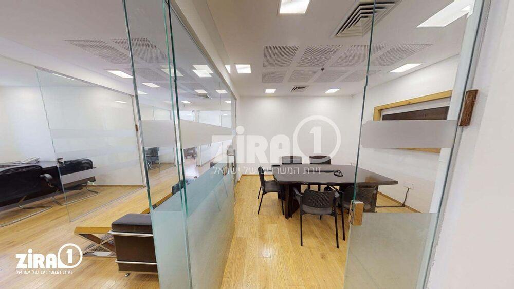 משרד בבניין האומן 25 | קומה: 2 | שטח 100 תמונה | מ׳׳ר #10 - 1
