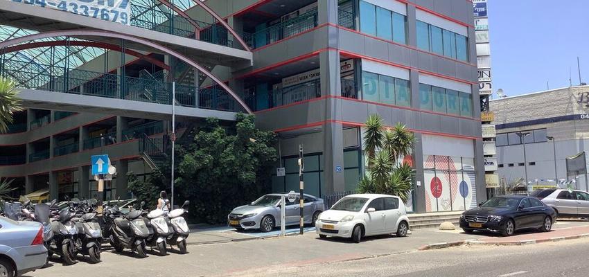 בניין שדרות ההסתדרות 25 בחיפה | רמת הבניין classB | תמונה #0 - 1