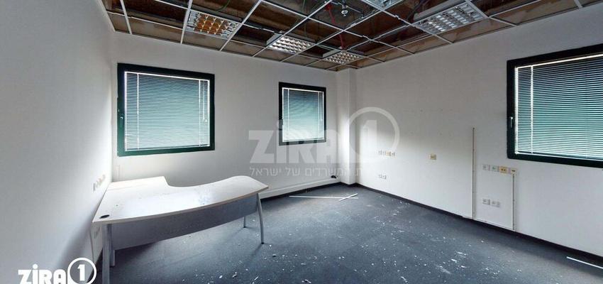 משרד בבניין בזל 25   קומה 4   שטח 1270מ״ר    תמונה #0 - 1