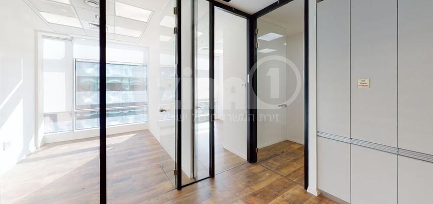 משרד בבניין מרכז עזריאלי חולון - בניין C | קומה 6 | שטח nullמ״ר  | תמונה #0 - 1