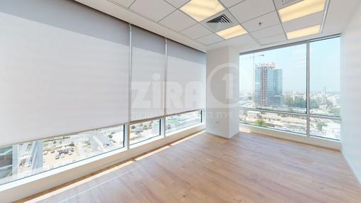 משרד בבניין מרכז עזריאלי חולון - בניין C | קומה 7 | שטח nullמ״ר  | תמונה #10 - 1
