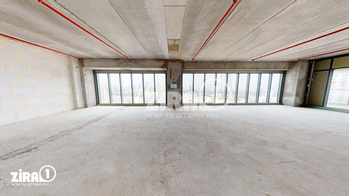 משרד בבניין מגדל הכשרת הישוב  | קומה 26 | שטח 800מ״ר  | תמונה #5 - 1