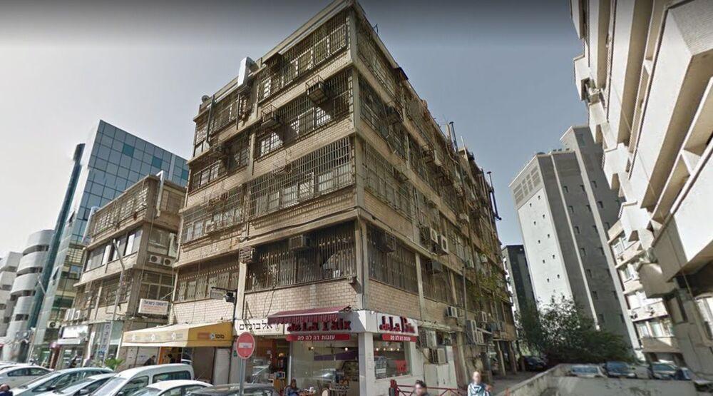 בניין תובל 26 ברמת גן   רמת הבניין classC   תמונה #0 - 1