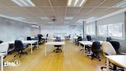 חלל עבודה חממה עסקית עירונית ליזמים ,עצמאים, סטארטאפים ברעננה | קומה 1 | תמונה #9 - 1