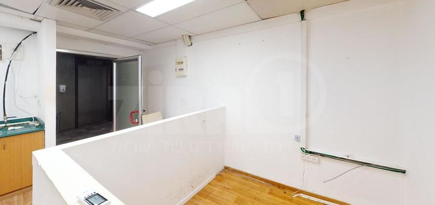 משרד בבניין בית קורקס  | קומה 1 | שטח 86מ״ר  | תמונה #0 - 1