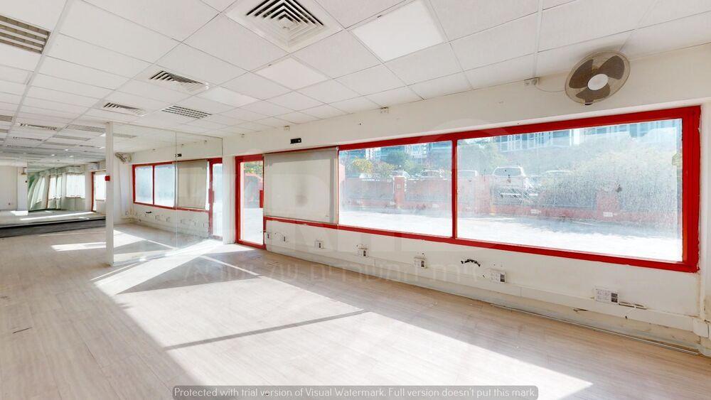 משרד בבניין בית קורקס  | קומה 0 | שטח 205מ״ר  | תמונה #0 - 1