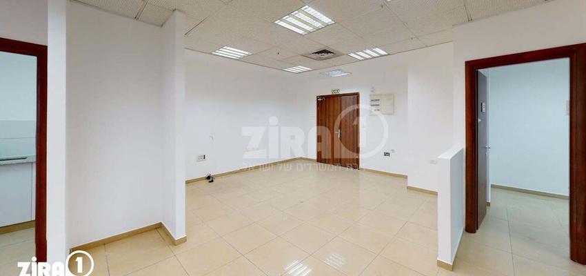 משרד בבניין האומן 27 | קומה 3 | שטח 91מ״ר  | תמונה #0 - 1
