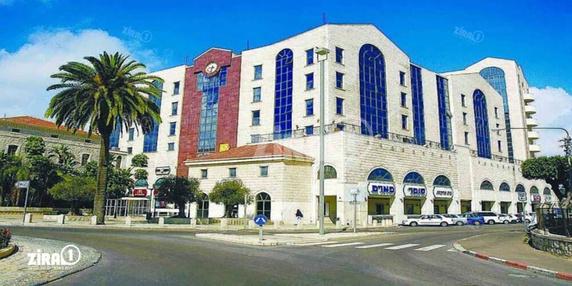 בניין בניין הסיטי סנטר בחיפה | רמת הבניין classB | תמונה #5 - 1