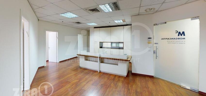 משרד בבניין בית פנינת הסיטי | קומה 6 | שטח 180מ״ר  | תמונה #0 - 1