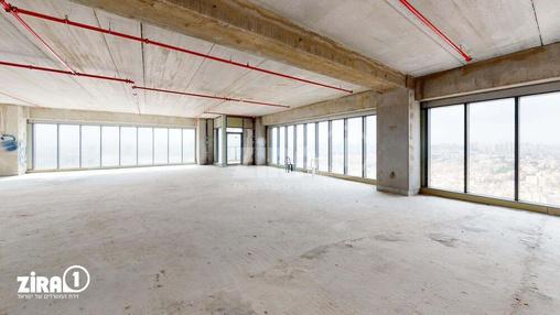 משרד בבניין מגדל הכשרת הישוב  | קומה 28 | שטח 400מ״ר  | תמונה #6 - 1