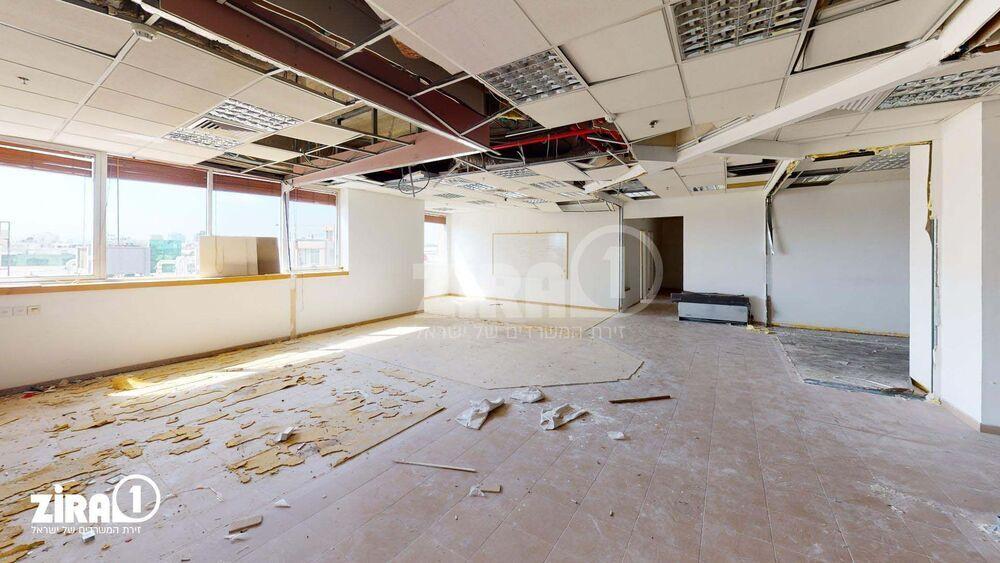 משרד בבניין המצודה 29  | קומה 4 | שטח 307מ״ר  | תמונה #0 - 1