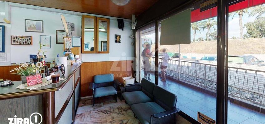 משרד בבניין שדרות הגעתון 2   קומה 0   שטח 90מ״ר    תמונה #0 - 1