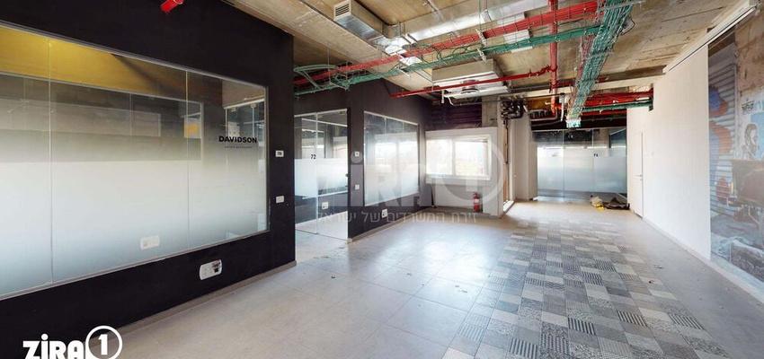 משרד בבניין מגדל עתידים- בניין 2 | קומה 3 | שטח 1751מ״ר  | תמונה #0 - 1