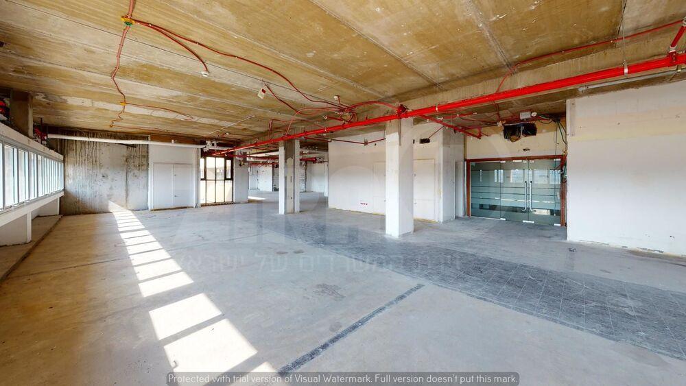 משרד בבניין מגדל עתידים- בניין 2 | קומה 4 | שטח 721מ״ר  | תמונה #0 - 1