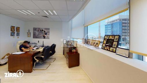 משרד בבניין בית הדגל | קומה 2 | שטח 1000מ״ר  | תמונה #17 - 1