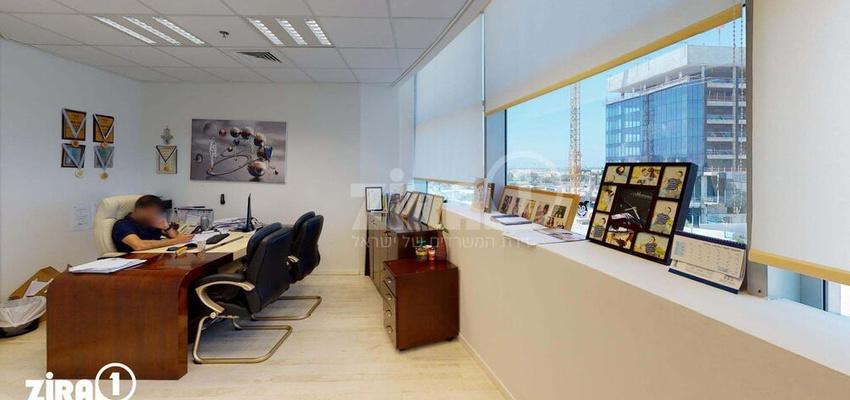 משרד בבניין בית הדגל   קומה 2   שטח 1000מ״ר    תמונה #0 - 1