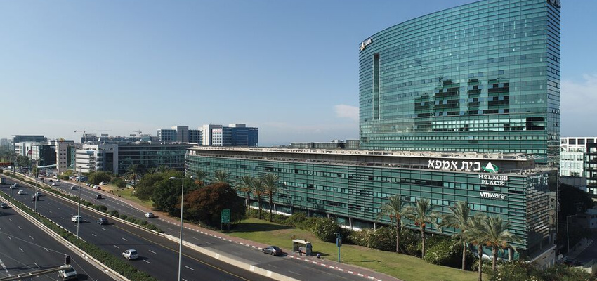 בניין  בית אמפא  -הרצליה ספיר 1 בהרצליה | רמת הבניין classA | תמונה #0 - 1