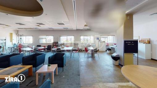 משרד בבניין פארק גירון - 2 | קומה 2 | שטח 1400מ״ר  | תמונה #10 - 1