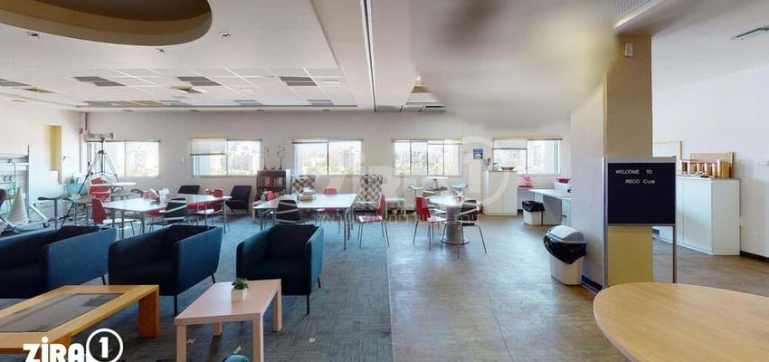 משרד בבניין פארק גירון - 2   קומה 2   שטח 1400מ״ר    תמונה #0 - 1