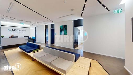 חלל עבודה Medspace Rishon Lezion בראשון לציון | קומה 1 | תמונה #0 - 1