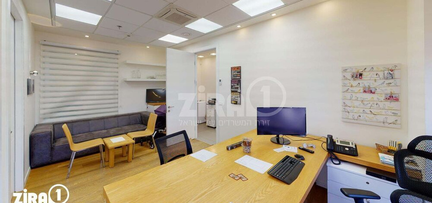 משרד בבניין בניין בלורי | קומה 2 | שטח 111מ״ר  | תמונה #0 - 1