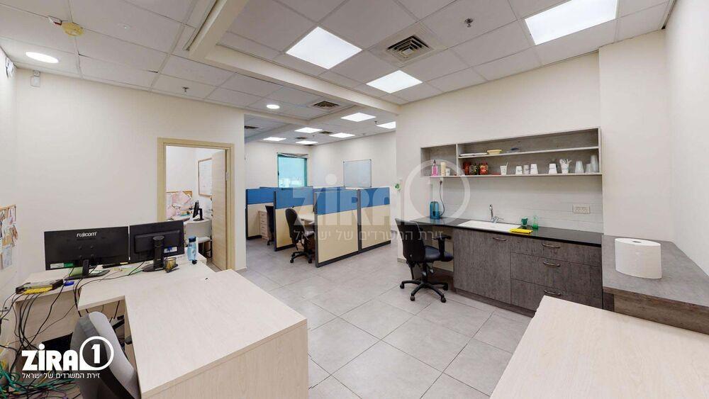 משרד בבניין REIT 1 - טרמינל 2 | קומה 3 | שטח 485מ״ר  | תמונה #0 - 1