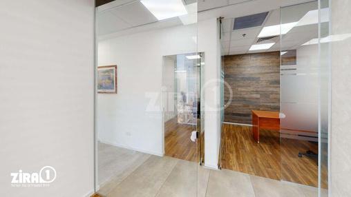 משרד בבניין מגדלי אלון- אלון 2 | קומה 19 | שטח 280מ״ר  | תמונה #5 - 1