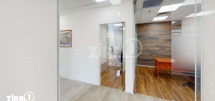משרד בבניין מגדלי אלון- אלון 2   קומה 19   שטח 270מ״ר    תמונה #0 - 1